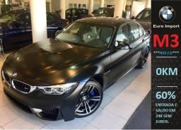 BMW M3 2018/2018 3.0 SEDAN 6CIL. GASOLINA 4P AUTOMÁTICO - 2018 comprar usado  Joinville
