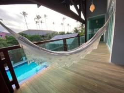 KMRL-Casa dos sonhos em Porto de Galinhas - 10 quartos (c/suítes) - 4 vagas - piscina
