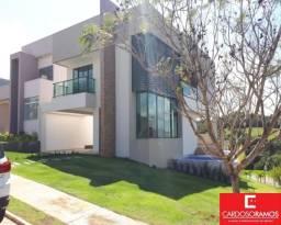 Casa à venda com 4 dormitórios em Alphaville litoral norte i i, Camaçari cod:CA00892