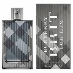Perfume Masculino Brit for Men Burberry Eau de Toilette 100ml
