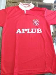 Camisa Do Inter Aplub Anos 90 Inter
