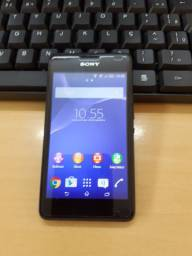 Celular Sony Mod Xperia E1 (tv) Lindo E Semi Novo Func Tudo