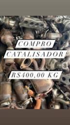 C0MPR0 SUCATAS DE CATALISAD0R