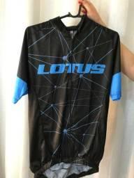 Camisa de ciclismo Lotus Novo modelo.