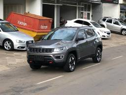 Garantia Fábrica/ Único Dono* Compass 2.0 Diesel 4x4 Aut. TrailHawk *Avalio Troca - 2017