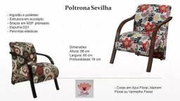 Poltrona Sevilha Z636