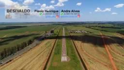 Hangar no Condomínio Pousada das Águias - Presidente Castelo Branco - Pr