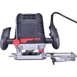 Tupia Elétrica Skil 1100W - com acessórios