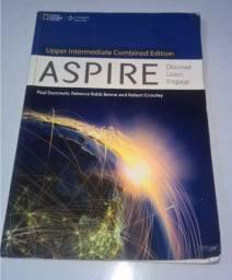 Livro Aspire Upper Intermediate Combined Edition