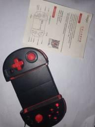 Suporte controle para celular