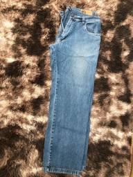 Calça jeans plus size masculino
