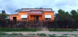 Casa boa +  1terreno em frente