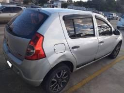 Renault Sandero 09/10-completo(financiado)