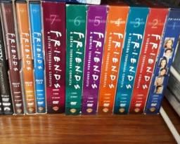 Séries e DVDs