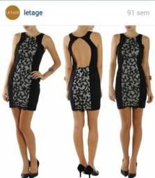 Vestido de festa Letage