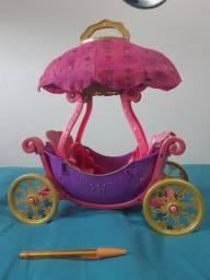 Barbie - balão carruagem original