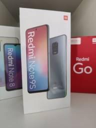 Redmi Note 9s da Da Xiaomi.. Excelente.. Novo lacrado com garantia e entrega imediata