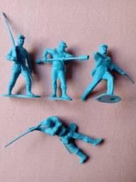 Soldados confederados Guerra civil Americana