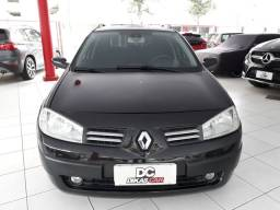 Renault megane grand tour dynamique 1.6 hi-flex 2010 preta.