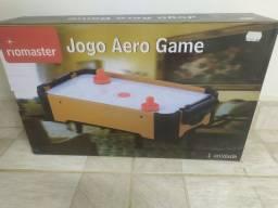 Mini jogo Aero Hockey - novo lacrado