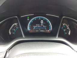 Honda Civic EXL Prata 18/18 Top de Linha