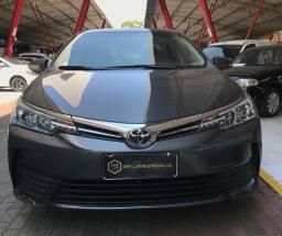 Corolla GLI automático 2018