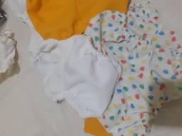 Shortinhos para bebê