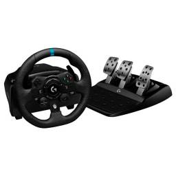Volante Logitech G923 True Force Xbox Series X/Xbox One/PC - Loja Fgtec Informática