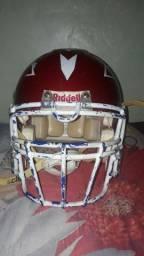 Helmet e shoulder FA