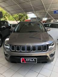 Jeep compass longitude 2017 diesel 4x4 único dono