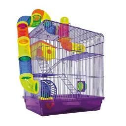 Gaiola para hamster nunca usada