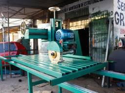 Máquina de corte Mármore e Granito Nova