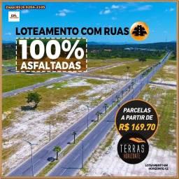 Loteamento Terras Horizonte><><!!!
