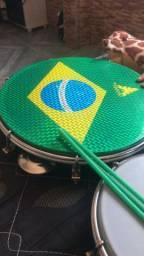 2 percussão