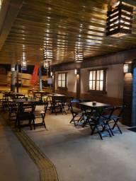 Restaurantes, bares e choperias