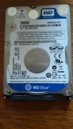 HD 500GB Western Digial