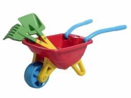Carrinho de mão infantil (produto novo)
