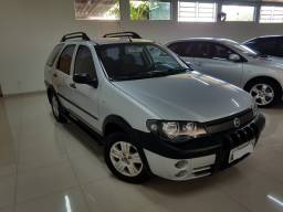 Palio weekend 1.8 adventure flex 8v | 2005 | completo !!