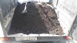 terra vegetal adubada preta entrego no local sjc e Jacareí