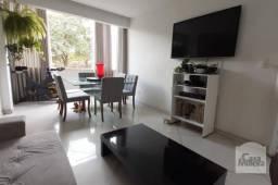 Apartamento à venda com 3 dormitórios em Grajaú, Belo horizonte cod:276158