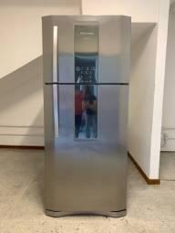 geladeira inox Eletrolux , modelo DFX- 80