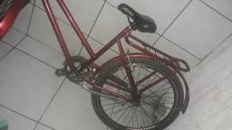 Título do anúncio: Bicicleta vendo ou troco por celula a20 j4