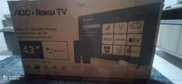 Televisão Roku (olhe a descrição)