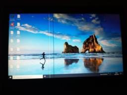 Notebook Acer está com essa lista verde mais na interfere em nada