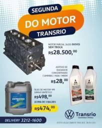 Motor Parcial 24250 Volkswagen. Oleo do Motor 10W40. Oferta do dia!!!