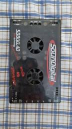 Soundigital SD800.4D + Conversor + Filtro Antirruído