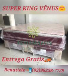 Cama Super King Vênus** Cama Super King#@# Cama Cama