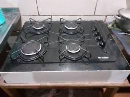 Fogão cooktop com pedra R$ 350,00