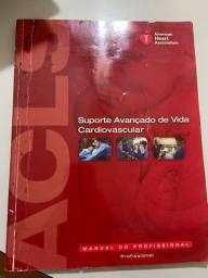 Livro suporte avançado de vida cardiovascular