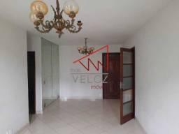 Apartamento de três quartos com vaga em Laranjeiras - Rio de Janeiro